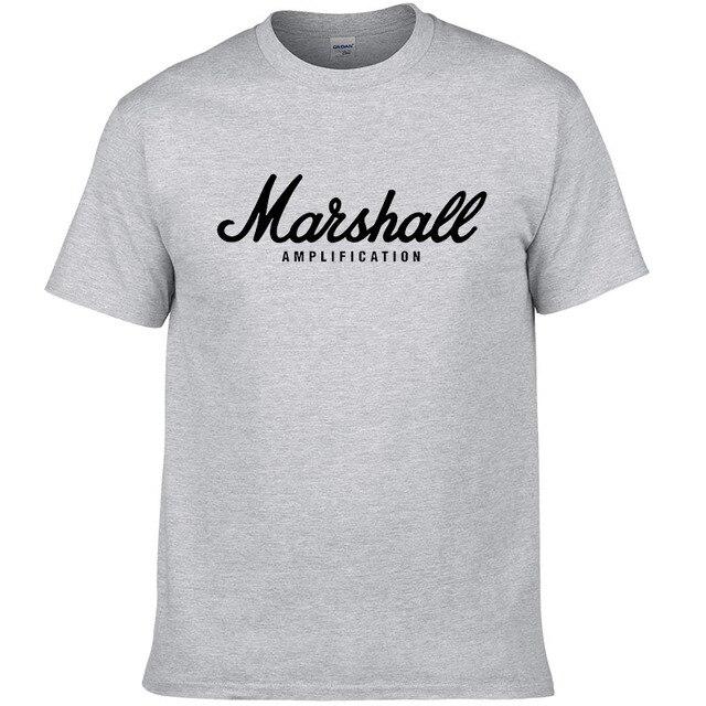 Elegantné pánske bavlnené tričko Marshall – 24 farieb