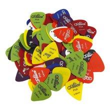 Matte 600pcs Guitar Bass Pick ABS High Quality 0.58-1.5mm Guitar Picks