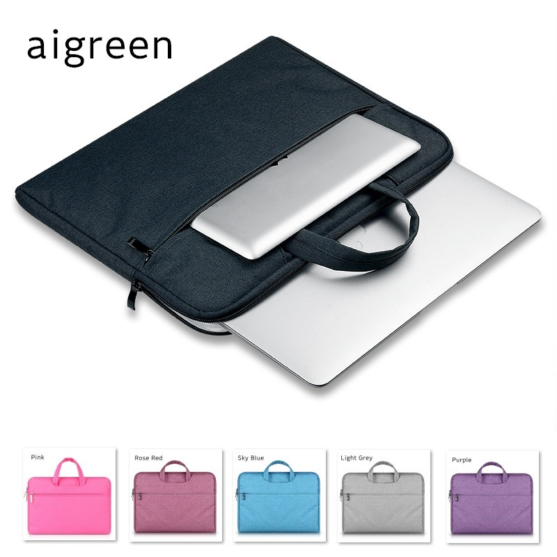 2017 Newest Handbag Sleeve Case For Macbook Laptop Air Pro 11.6,13.315.4,Notebook Bag 14,15,15.6 inch, Free Drop Shipping 2017 newest hot sleeve case bag for macbook laptop air 11 12 13 pro retina 13 3 protecter wholesales drop free shipping