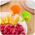 4 pçs/set acessórios de cozinha multifunções Mergulho Clips cozinha mini kit tigela de Molho de Tomate Vinagre Sal Açúcar Sabor Especiarias KT0022