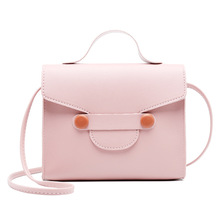 17ccb3d14e Women Messenger Bags Lovely Heart Pendant Girls Shoulder Crossbody Bags  Soft Single Strap 2019 Fashion Lady