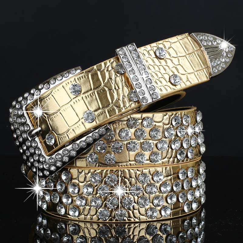 New Fashion Rhinestones Womens