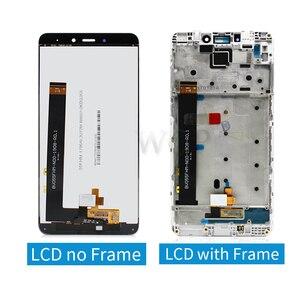 Image 3 - Für Xiaomi Redmi Hinweis 4X 4GB MTK LCD Display Touch Screen Glas Panel Digitizer mit Rahmen Montage Note4X Pro reparatur Ersatzteil