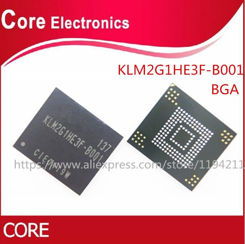 10 ピース新 KLM2G1HE3F B001 KLM2G1HE3F B001 BGA  グループ上の 電子部品 & 用品 からの 集積回路 の中 1
