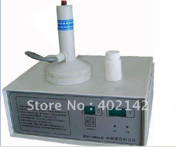High quanlity DGYF-500A Manual aluminium foil induction sealing machine,hand held induction sealer ( 20-100mm),free shipping 1pc dgyf 500a portable magnetic induction bottle sealing machine aluminum foil cap sealer 20 100mm