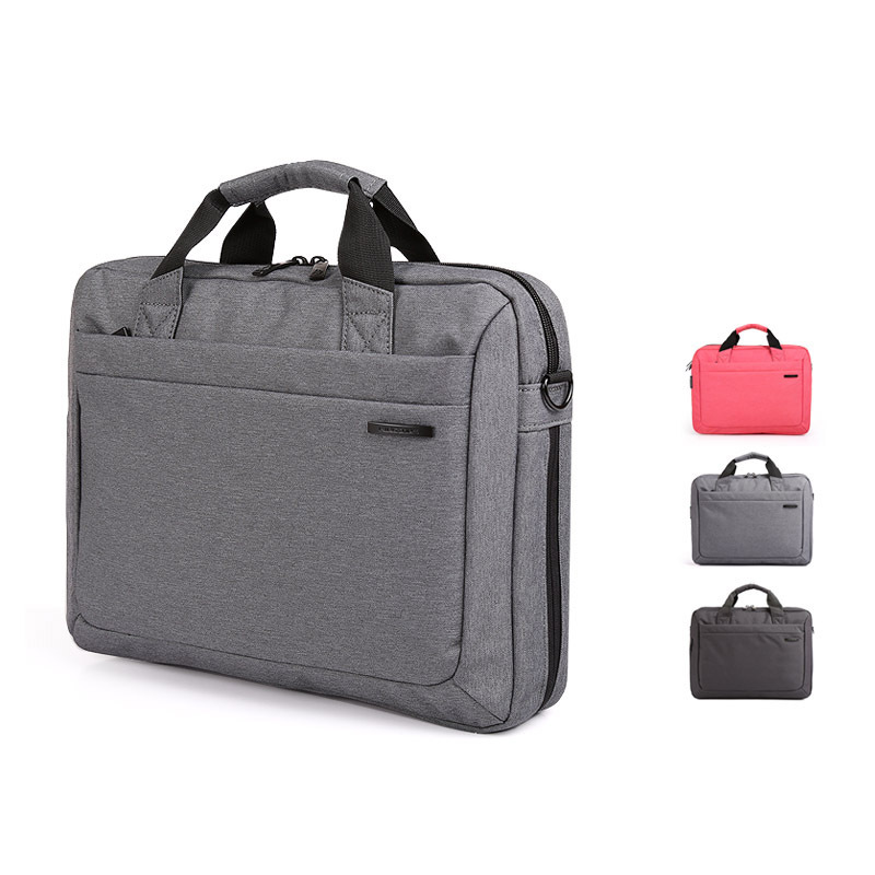 Waterproof Crushproof 12 1 13 3 14 15 6 Inch Notebook Computer Laptop Bag For Men Women Briefcase Shoulder Messenger In Bags Cases From