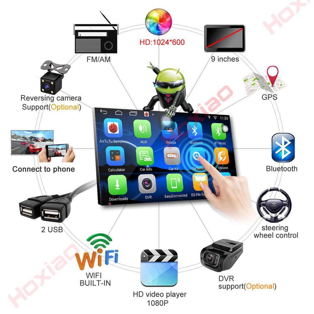 Z systemem Android 2Din SAMOCHODOWY ODTWARZACZ DVD dla hyundai IX35 Tucson 2010-2015 Quad Core 1024*600 Radio samochodowe odtwarzacz wideo GPS nawigacji