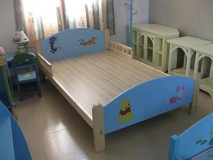 Children's bed 10 m wood bed rails bed child beds and baby cots