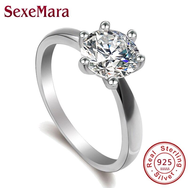 2017 Genuine 925 sterling-silver-anelli di fidanzamento gioielli peridot Ring