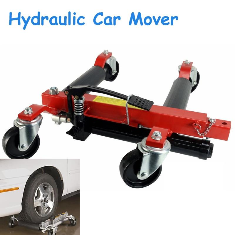 Гидравлический автомобиль движущаяся машина Макс движется с 680 кг универсальным колесом автомобиля передвижной гидравлический трейлер транспортного средства мобильное устройство
