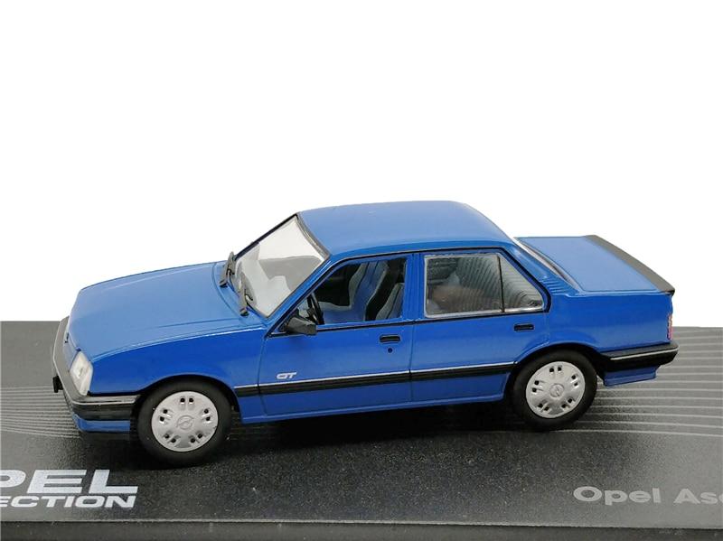 цена на 1:43 IXO Models OPEL Ascona C 1982-1988 Diecast Model Car