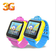 3G Smart watch GPS Tracker kids Smartwatch SIM SOS WIFI GSM Mobile Phone App For IOS & Android Camera Touch Screen Wristwatch