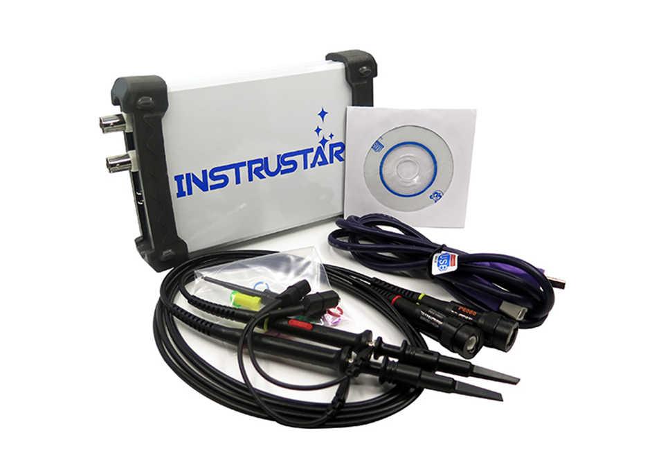MDSO ISDS205A 3 في 1 متعددة الوظائف 20 متر الظاهري ملتقط الذبذبات الرقمي + محلل الطيف + مسجل بيانات جهاز الكمبيوتر USB راسم الذبذبات