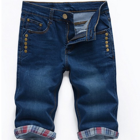 Free shipping 2017 summer new explosion model men Thin section Young students slim denim shorts Factory Cheap wholesale aliexpress 2016 summer new european and american youth popular hot sale men slim casual denim shorts cheap wholesale