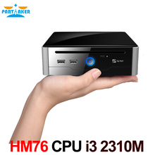 Partaker Mini PC Windows Core i3 2310 М Sandy Bridge Intel HD Graphics 3000 HDMI DVI COM Настольного Компьютера