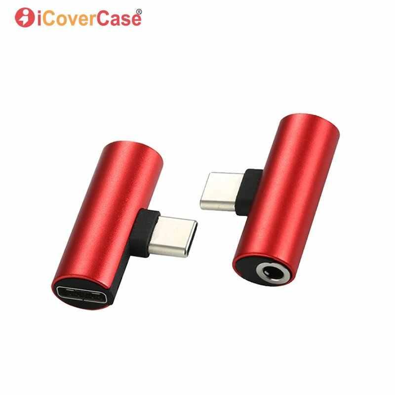 نوع C إلى 3.5 مللي متر سماعة USB C محول الشحن ل شياو mi mi mi x 3 2 2S A2 6X6 8 SE لايت برو اكسبلورر Aux محول صوت