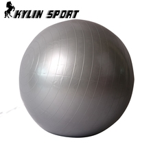 2015 new pilates gym ball exercises at home real ball 65cm yoga pilates fitball fitness gym health balance train