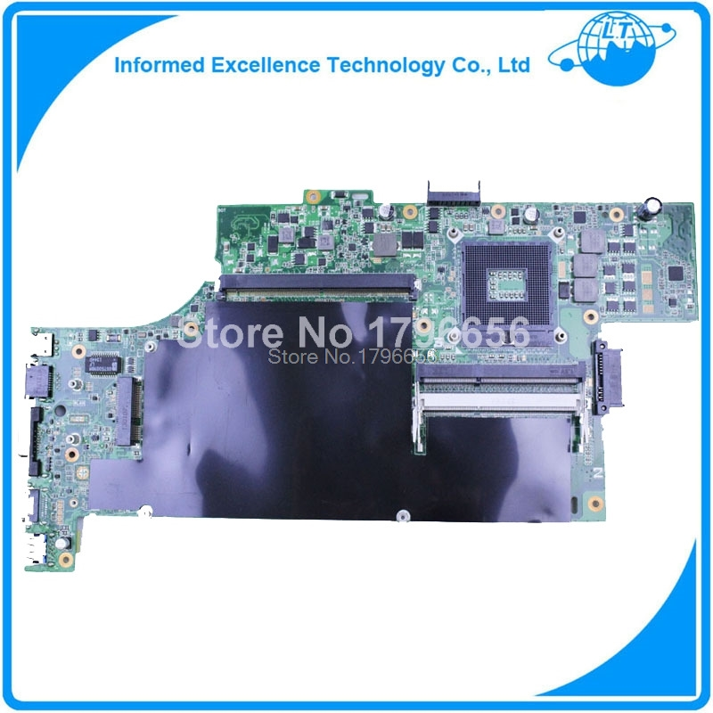 Free shipping Laptop motherboard for ASUS G53JW 4 slots full test and 100% working free shipping 100 page 4