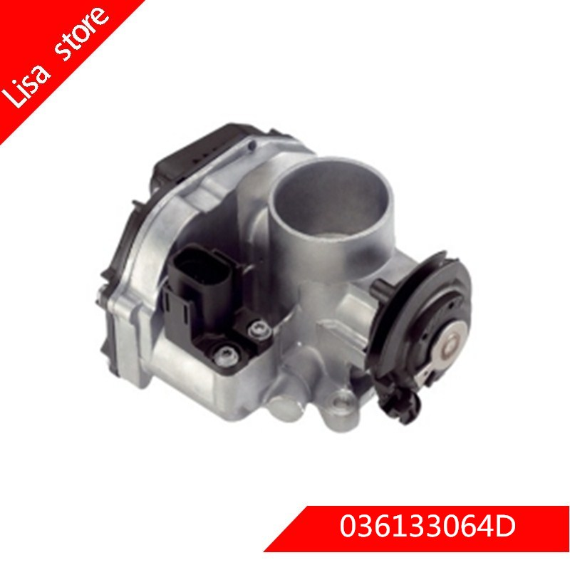 036133064D 408-237-130-003Z V10-81-0006 High quality Throttle Body For  V W Lupo (6X1,6E1) 1.4 16V  V W Polo (6N2) 1.4 16V036133064D 408-237-130-003Z V10-81-0006 High quality Throttle Body For  V W Lupo (6X1,6E1) 1.4 16V  V W Polo (6N2) 1.4 16V