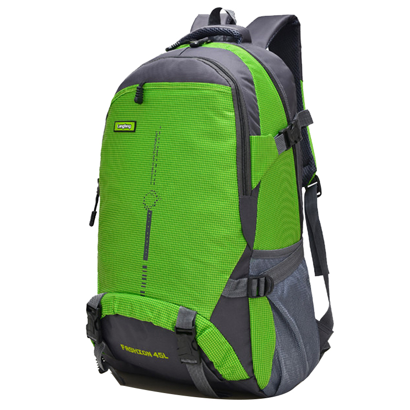 İsti 45L suya davamlı açıq havada idman çantası idman - İdman çantaları - Fotoqrafiya 2