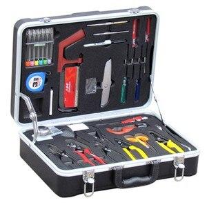 fibra optica 26 in 1 Fiber Optic Fusion Splicing Tool Kit