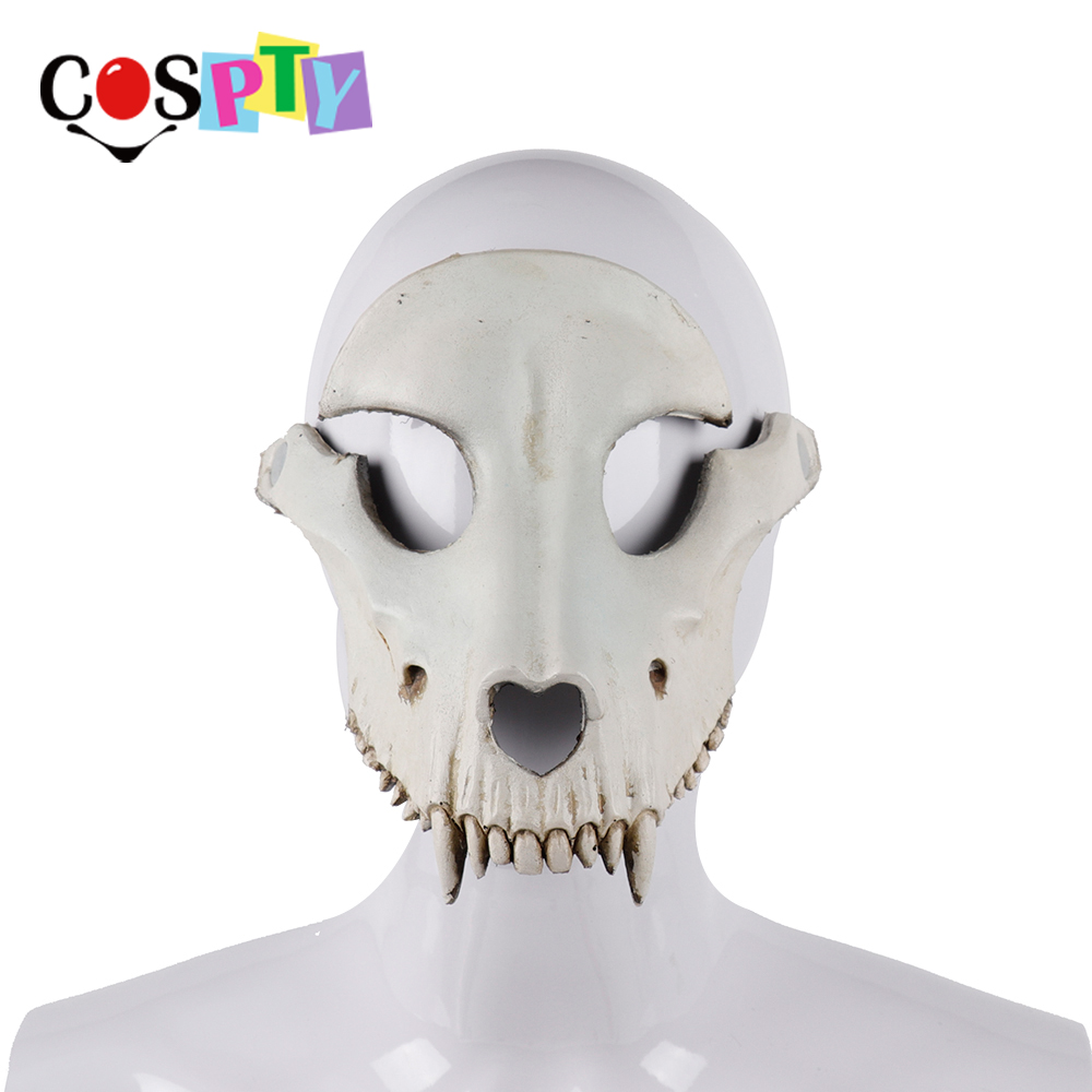 Image 5 - Cospty Mascaras Disfraces Festival Day of The Dead Halloween Party Masquerade Creepy Horror Terror Scary Costume Skull MaskBoys Costume Accessories   -