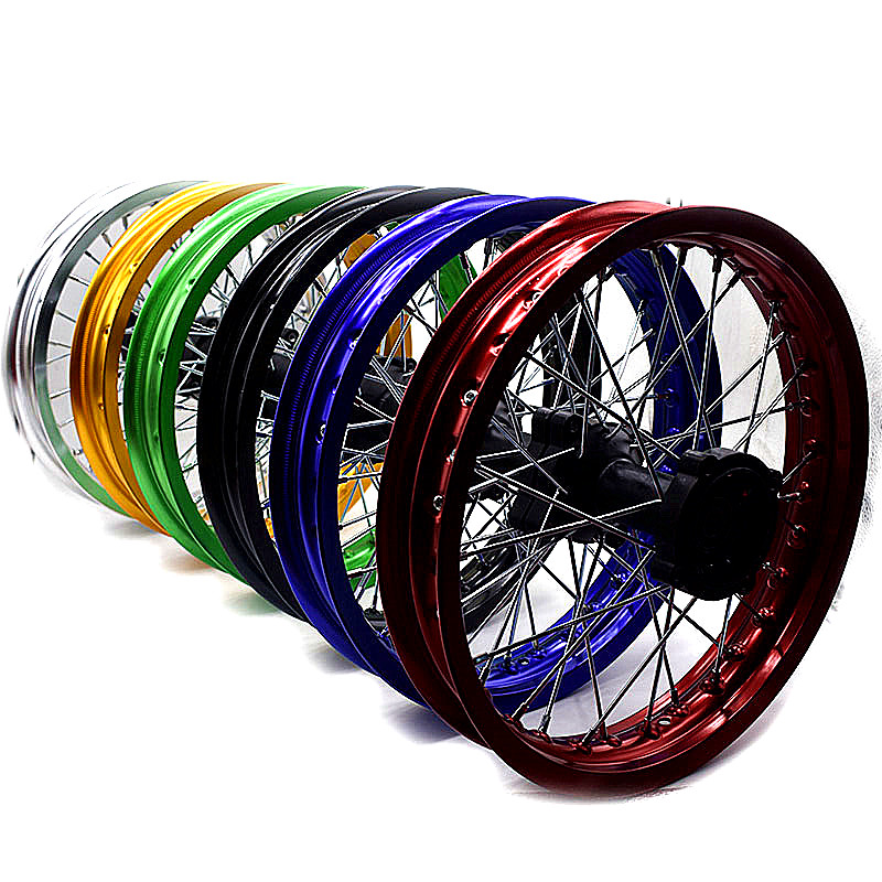12mm Or 15mm Rear 1 85 12 Inch 6000 Aluminum Alloy Back Wheel Rim