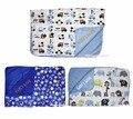 Personalized Car Ball Animals Blanket Warm Nursery Bedding Swaddling Wrap Shawl