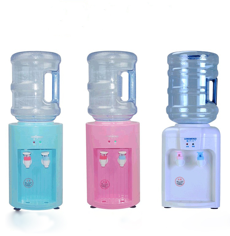 Warm and Hot Drink Machine Drink Water Dispenser Desktop Water Holder Heating Cooling Water Fountains Boiler Drinkware Tool