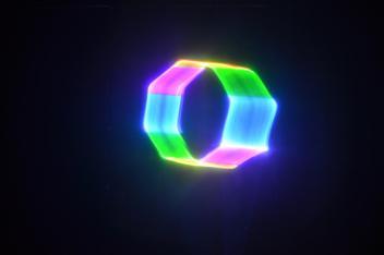 A4 1 W RGB laser de Utilidade