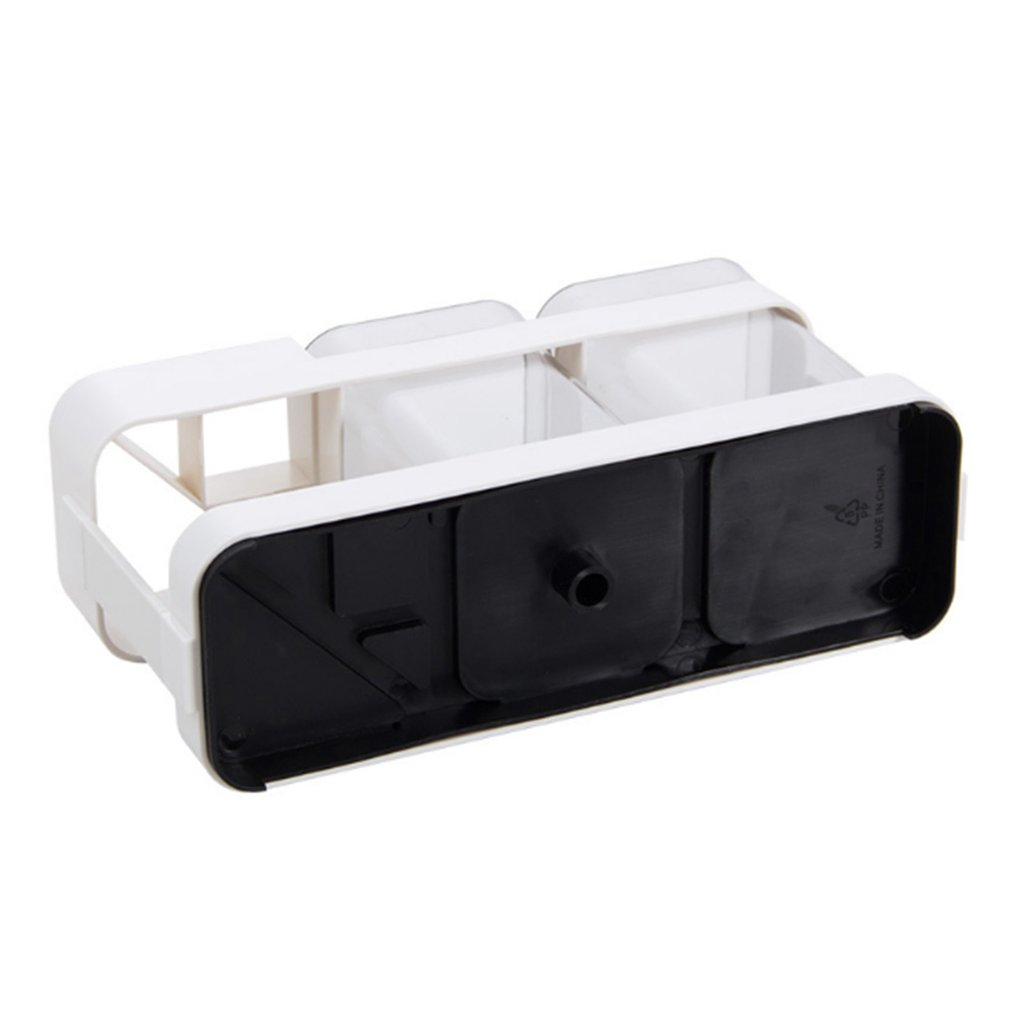 Simple Fashion Plastic Toothbrush Rack Tooth Mug Holder Wash Gargle Cup Set Creative Bathroom Accessories For Lovers