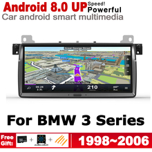 2 Din Car Multimedia Player For BMW 3 Series E46 1998~2006 Android Radio GPS Navigation Stereo Autoaudio Car Player Bluetooth 2 din car multimedia player android radio for bmw 3 series e46 1998 2006 dvd gps navi navigation map auto audio bluetooth stereo