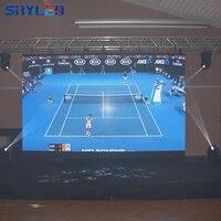500*1000 мм светодио дный панель P3.91 Крытый светодио дный экрана ЖК телевизор pantalla светодиодный рекламы светодио дный видеостена для сцены