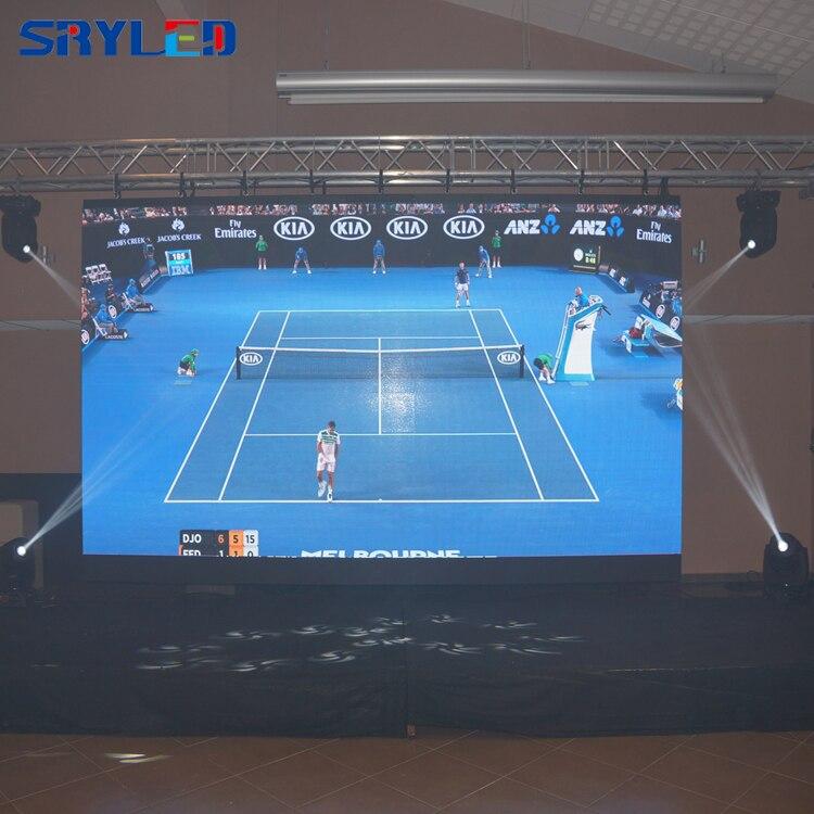 500*1000mm led panneau d'affichage P3.91 location intérieure led écran led affichage tv pantalla led publicité led vidéo mur pour la scène