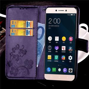 Flip Wallet Cover For LeEco Le