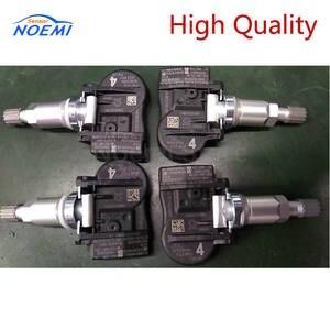 YAOPEI 4pcs 407003VU0A 433MHZ For Nissan NOTE QASHQAI TIIDA Hatchback X-T Renault ESPACE V KOLEOS Tire Pressure 40700-3VU0A