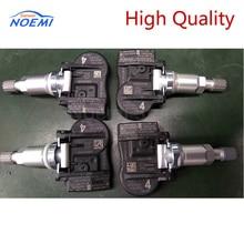 YAOPEI 4 шт. 407003VU0A 433 МГц для Nissan NOTE QASHQAI TIIDA хэчбек, для Renault ESPACE V KOLEOS, давление в шинах 40700 3VU0A