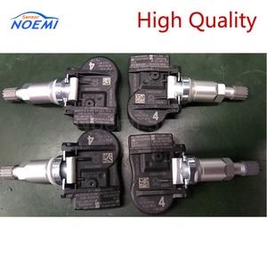 Image 1 - YAOPEI 4pcs 407003VU0A 433MHZ For Nissan NOTE QASHQAI TIIDA Hatchback X T Renault ESPACE V KOLEOS Tire Pressure 40700 3VU0A