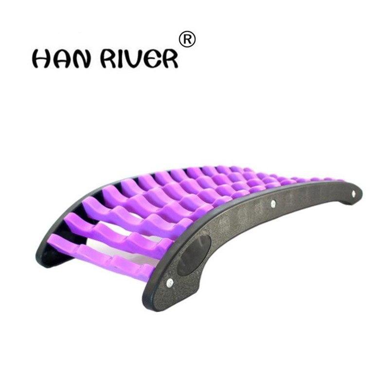 HANRIVER Spine slow frame Orthotics lumbar spine Back massage cushion for leaning on Cervical spine massager hanriver massager cushion for shakti