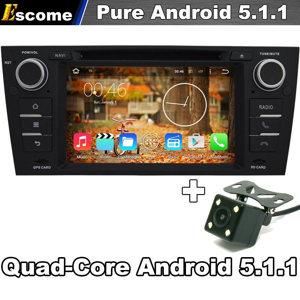 Car dvd player pure android 5 1 for bmw e90 e91 e92 e93 3 series multimedia gps