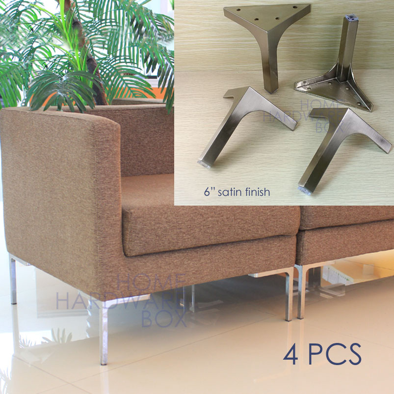 Metal Furniture Legs And Feet popular square stainless steel table legs-buy cheap square