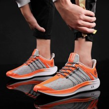 цены Hot sale Summer Men New Design Trend Running Shoes Boy Outdoor Trekking Jogging Breathable Sneakers Casual Wild shoes  Big Size
