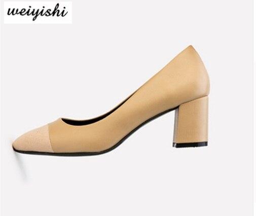 2018 Frauen Neue Mode Schuhe. Dame Schuhe, Weiyishi Marke 023 Festsetzung Der Preise Nach ProduktqualitäT