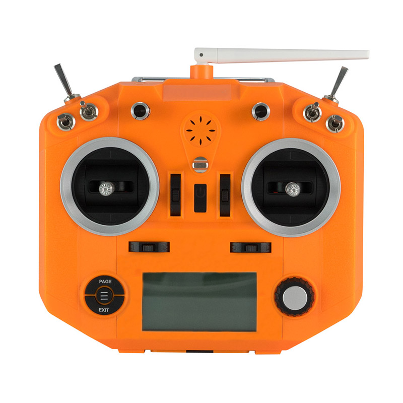 Transmitter Silicone Case Cover Shell Spare Part for FrSkY ACCST Taranis Q X7 Remote Controller Conteol Accessories Accs Parts frsky haptic vibration upgrade part for taranis x9d