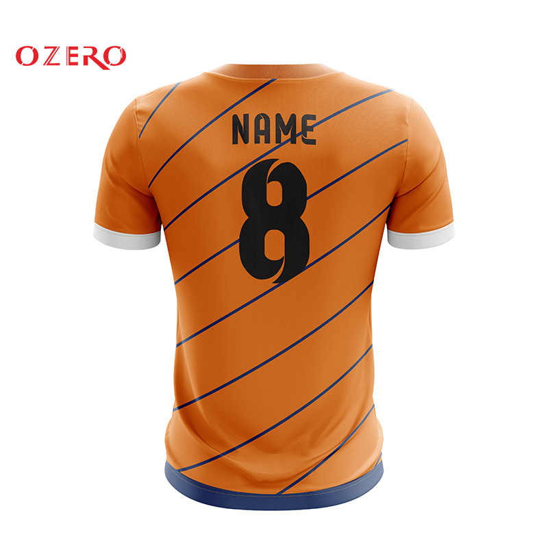 2183b981e54 ... Top quality Newest hot sale design football shirt 2019,fully  sublimation custom soccer jersey for