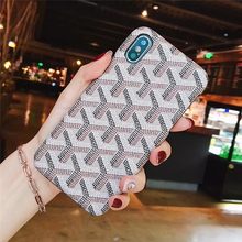 Colorful Leather Phone Cases for iPhone 6 6s Plus 7 8 Plus X XR XS Max