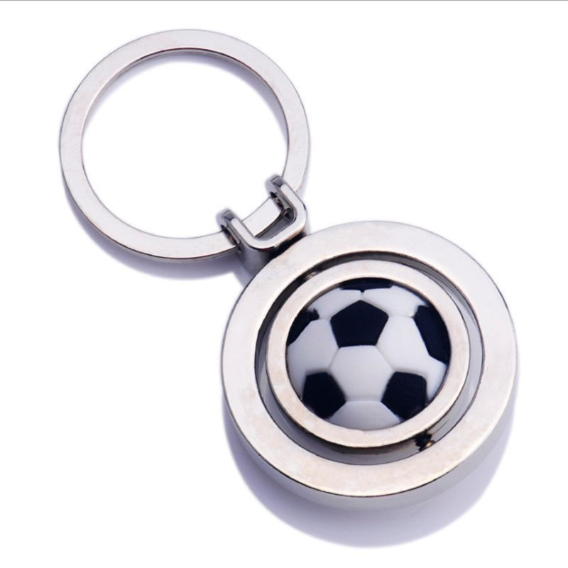 World Cup Auto soccer metal pendant For Land Rover discovery 2 3 4 sport freelander 1 defender evoque Car Accessories