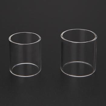 ECT czysta szklana rurka z pyreksu zamiennik dla iJust 2 iJust S Atomizer elektroniczny papieros e-papieros zbiornik Jy23 19 Dropship tanie i dobre opinie 5095070