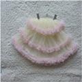 2016 Baby Girls Tulle Lace Skirts Kids Girl Spring Cake Skirt Girl Princess TuTu Skirt Children's Clothing kids clothes