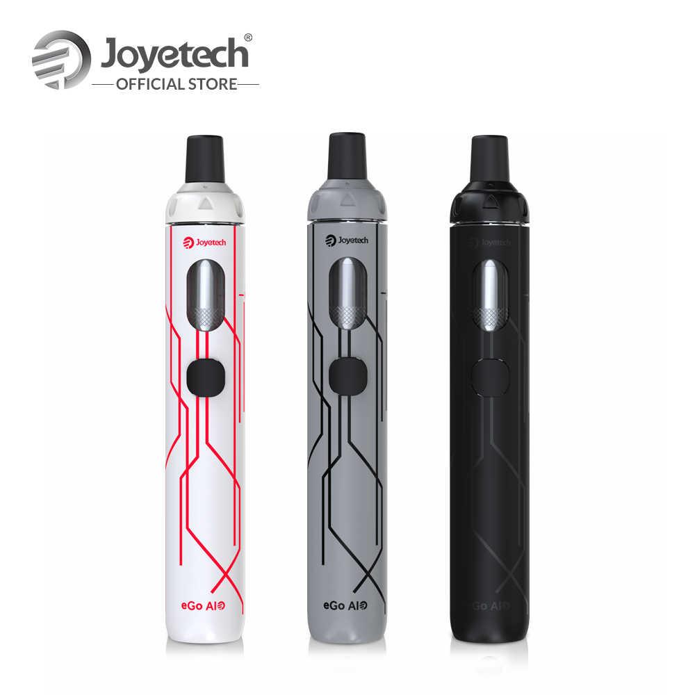 Оригинальный набор Joyetech eGo AIO, 10-й юбилей, лимитированная серия, eGo Aio Kit, встроенный аккумулятор 1500 мАч, 0,6ом, BF SS316, катушка, электронная сигарета